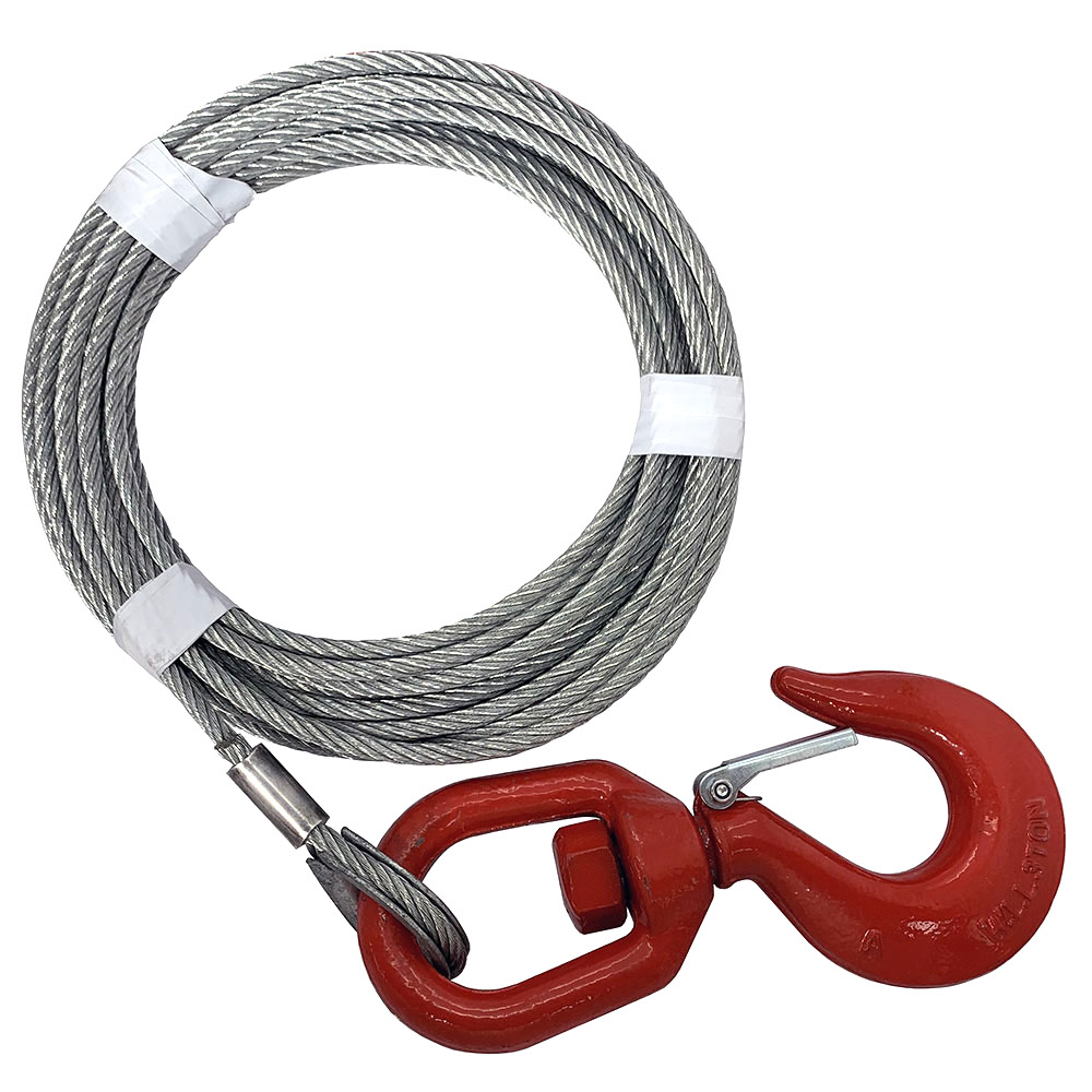 Wire Rope Winch Cables